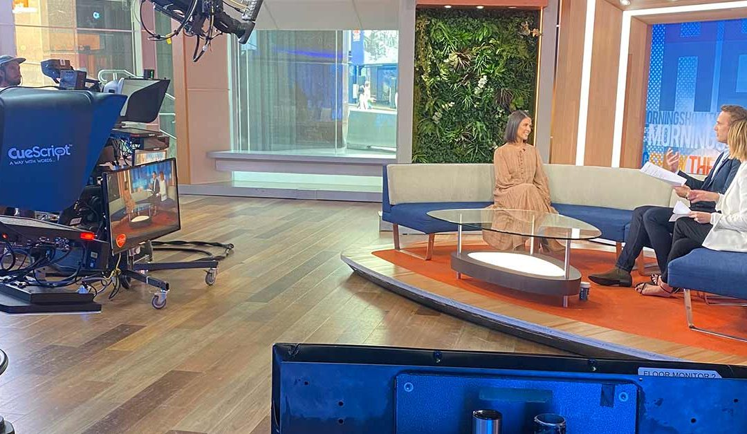 Understanding Oscar on The Morning Show